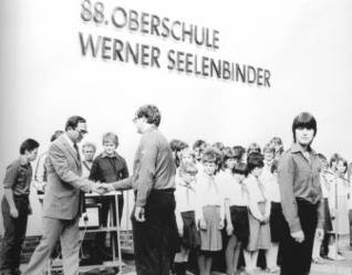 88. Oberschule in Hosterwitz