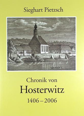 Pietzsch, Sieghart: Chronik von Hosterwitz 1406 - 2006